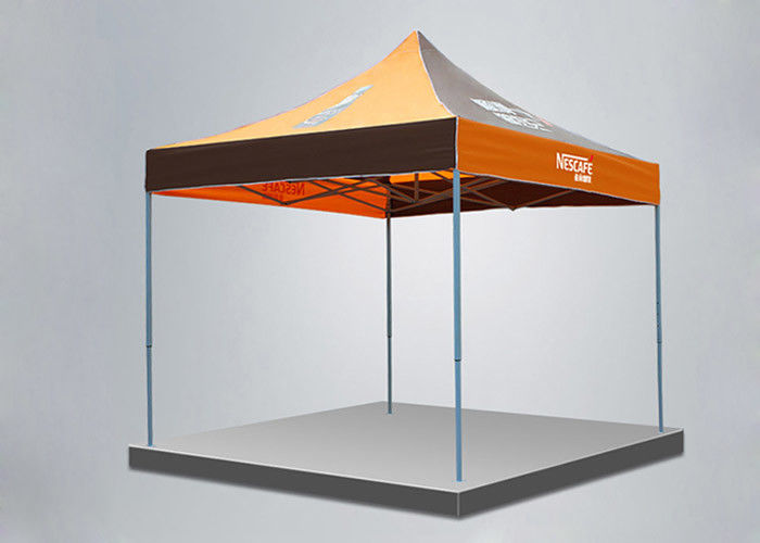 Custom Logo Folding Event Tent 3m×3m Waterproof Promotional Canopy Tent
