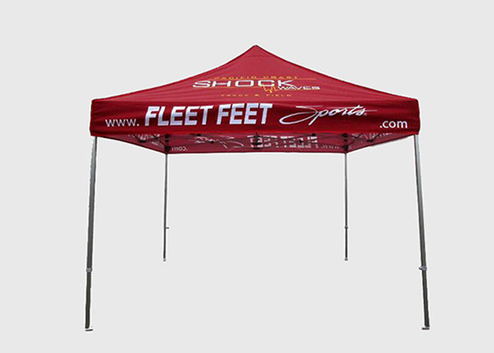 Logo Printing Pop Up Event Tent Promotional Event Tents For Outdoor Display