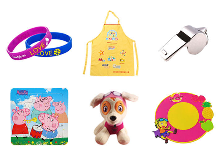 Various Kinds Customized Promotional Advertising Gifts With Designed Logo
